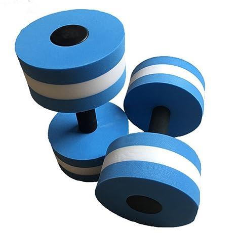 Katech 1 par de espuma mancuernas pesas Aerobic natación físico ...