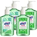 4-Pk Purell Advanced Design Series Hand Sanitizer 8 oz Bottles