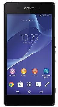 Sony Xperia Z2 Smartphone (13,2 cm (5,2 Zoll), 16 GB Speicher, Android 4.4) schwarz