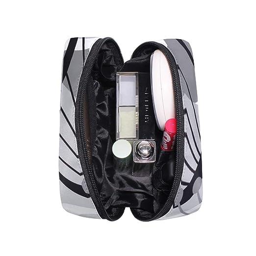 c5304357a06e Amazon.com : Retro Toaster Oven square cosmetic bag compartment ...