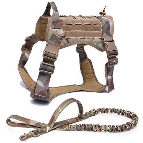 Collar Perros Para Arnés Táctico Para Perros Chaleco Para Perros ...