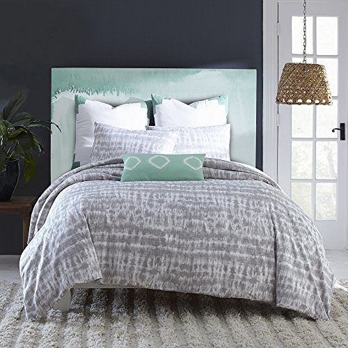 Amy Sia 028828278937 Comforter Set, Full/Queen, Grey by Amy Sia