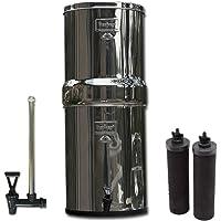 Imperial Berkey Water Filter- 2 Black Berkey Filters