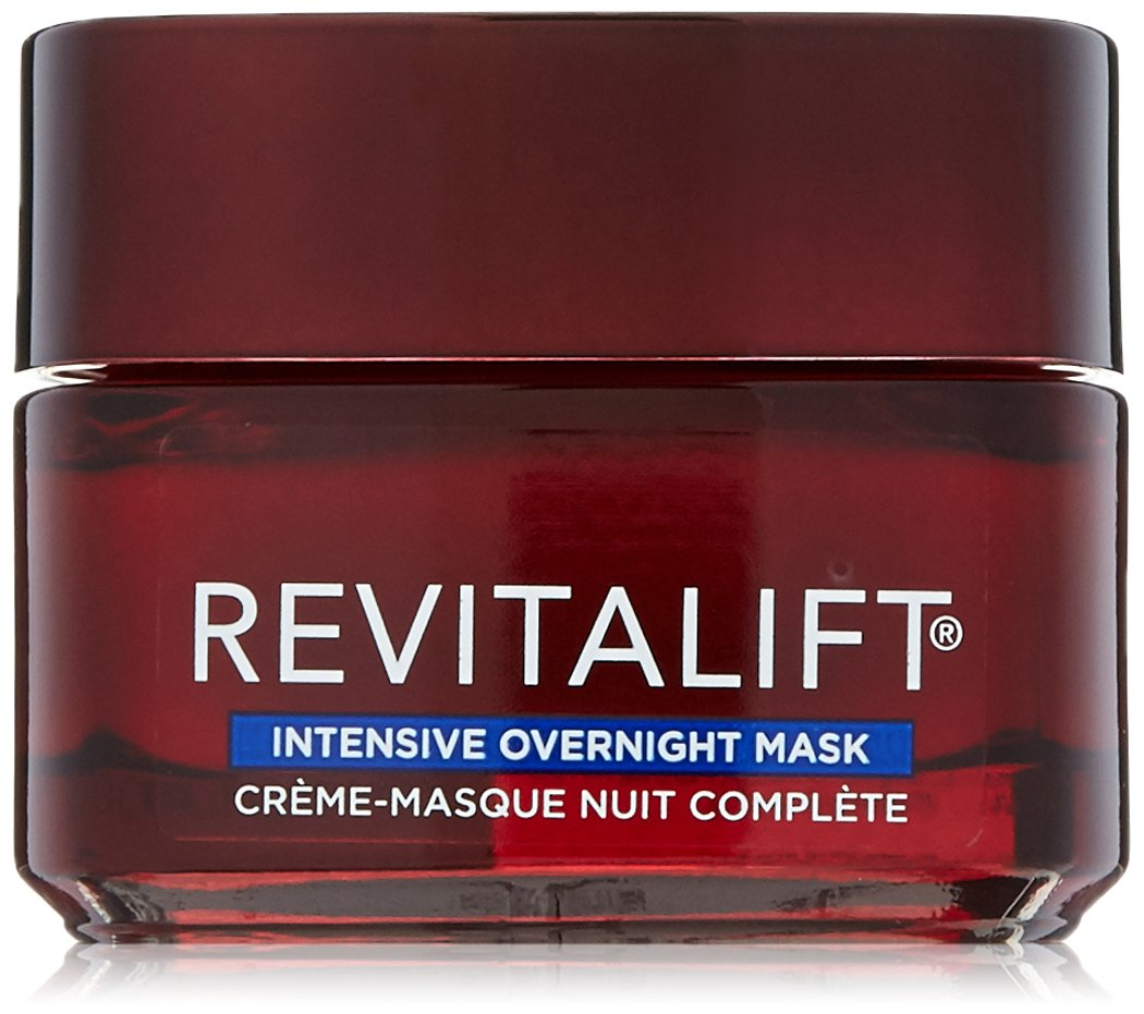 L'Oréal Paris Revitalift Triple Power Intensive Overnight Mask, 1.7 oz. (Packaging May Vary)
