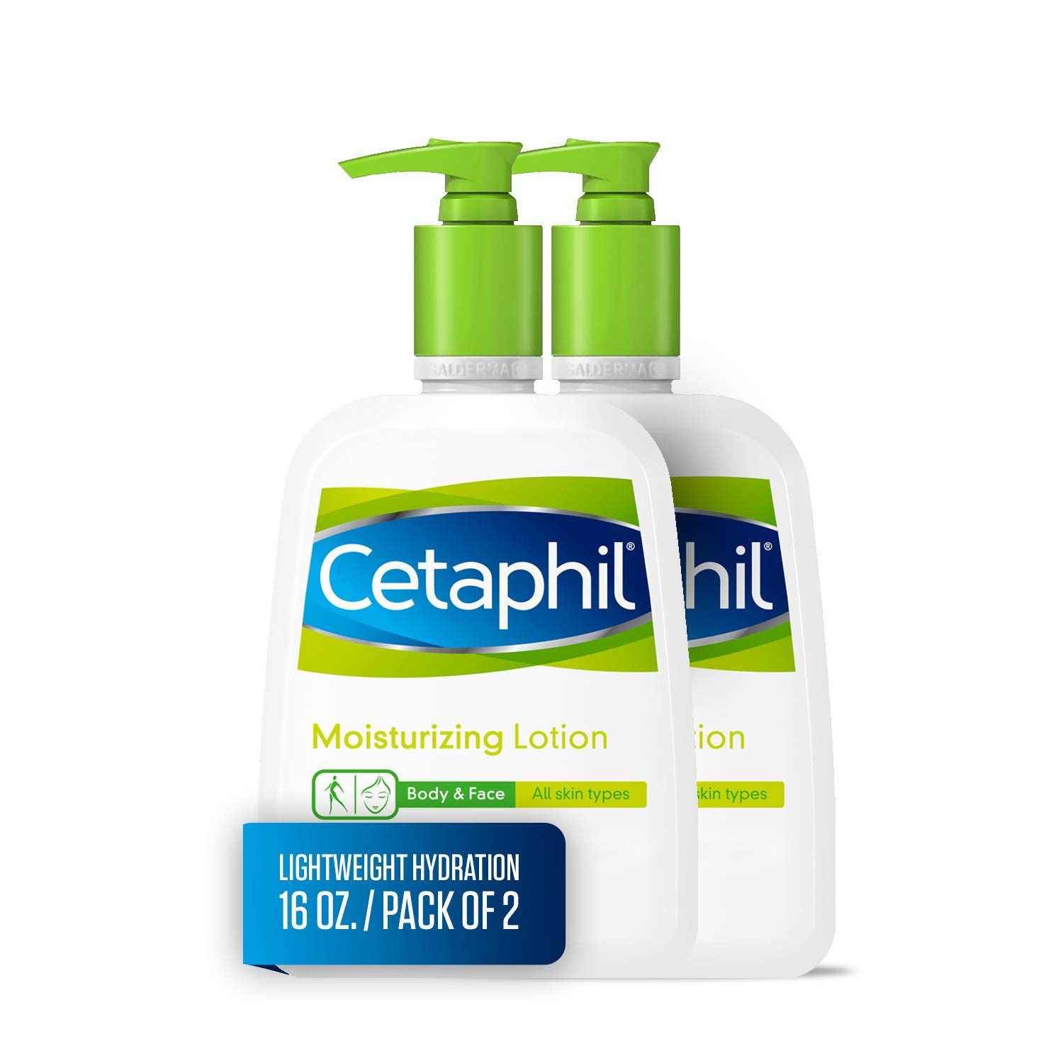 Cetaphilfor All Skin Types, Body and Face Lotion