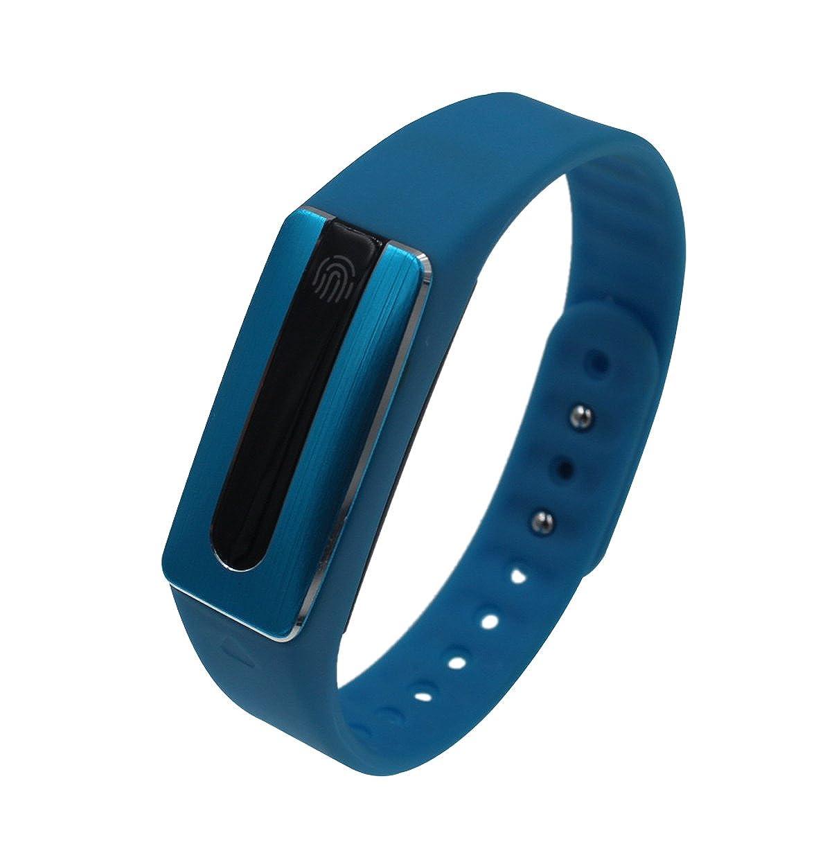 EXCLUSIVE新しいスマート腕時計ハートレートモニタースポーツ腕時計Bluetoothタッチ画面歩数計 B078YR9Q9Y B078YR9Q9Y, RoyalBlue:2ff6ea1a --- arvoreazul.com.br