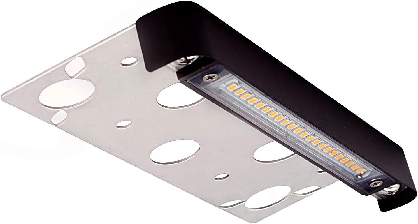 Amazon Com Ankita Hardscape Light Paver Wall Light 7 Inches Long Led Step Light Low Voltage 12v Ac Dc Integrated 4 3w 2700k Led Light Source Low Voltage Landscape Lights Led Landscape Lighting Home Improvement