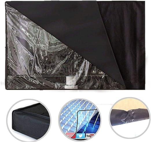 lā vestmon Outdoor TV Cover, Impermeable Impermeable Exterior TV ...