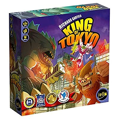 King Of Tokyo from Lello