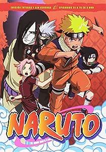 Naruto Box 3 Episodios 51 A 75 [DVD]: Amazon.es: Animación ...