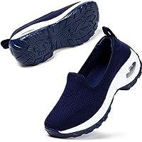 TANTOO Zapatillas de Tenis Ligeras y cómodas para Mujer