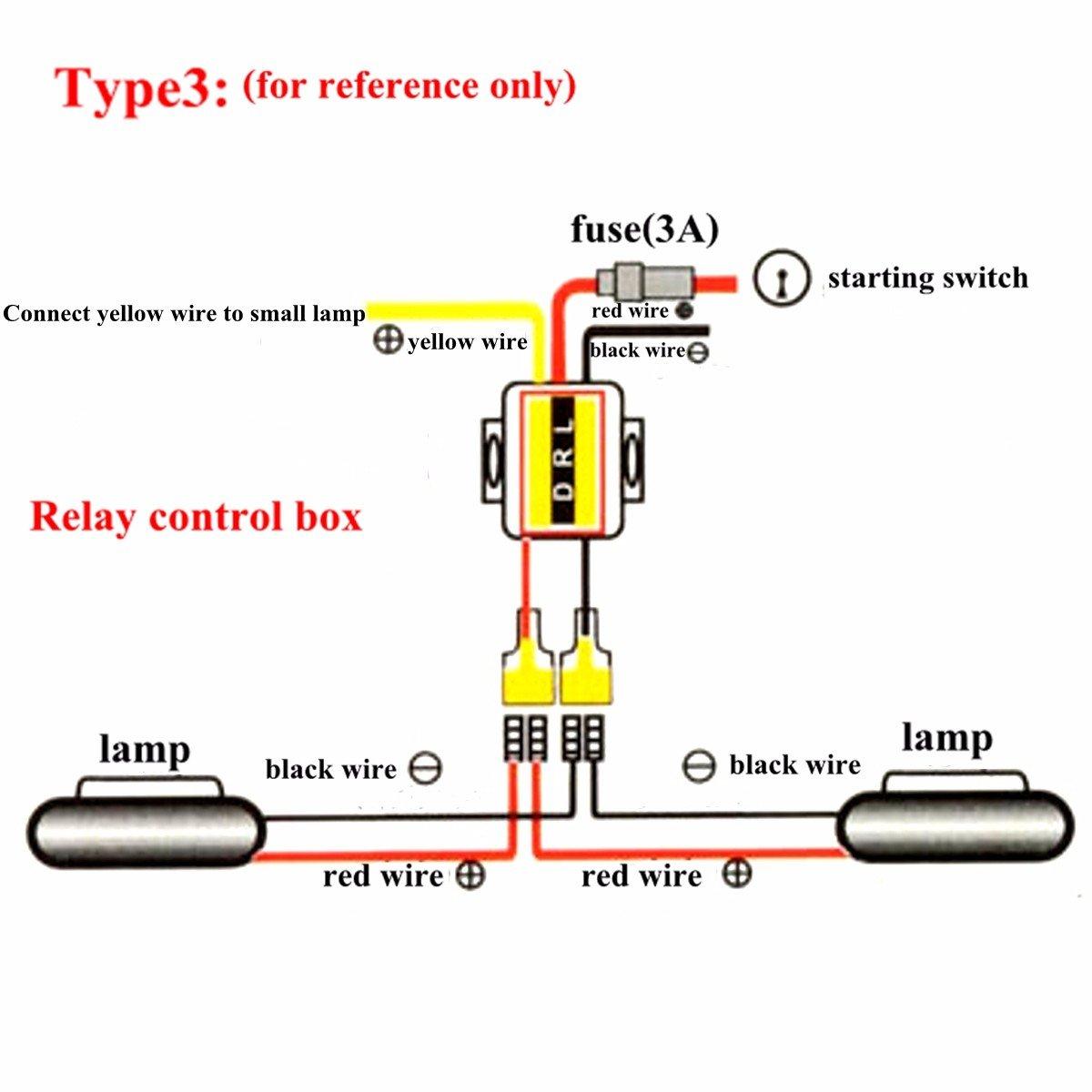 Audew 2 X Dual Band Farbe Led Drl Tagfahrlicht Blinker Indikator Wiring Diagram Gewiss Switch Lichter Motorrad