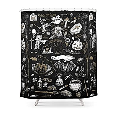 Society6 Witchcraft Shower Curtain
