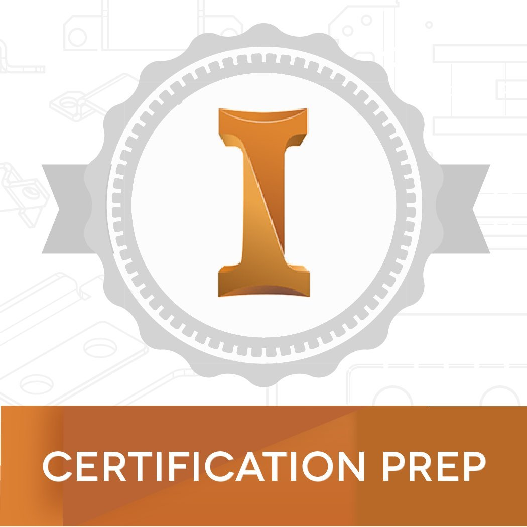 Autodesk Inventor User And Professional Certification Prep Ron