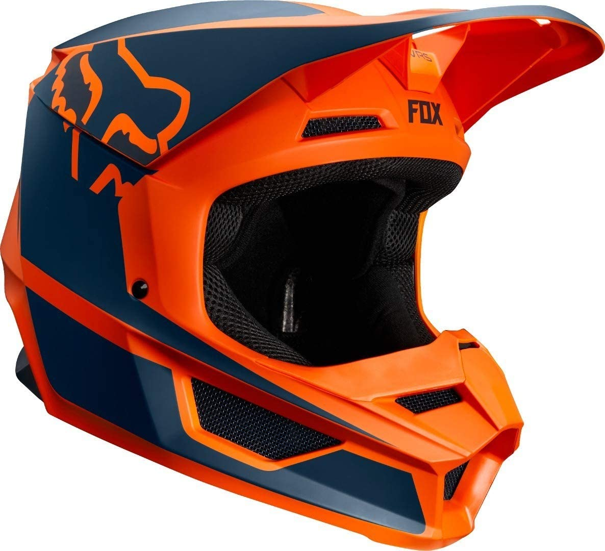 Helmet Fox Junior V-1 Przm Orange Ym