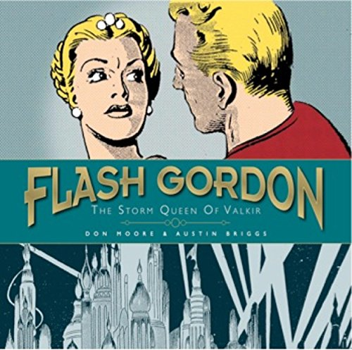 Flash Gordon Volume 4: The Storm Queen of Valkir ()