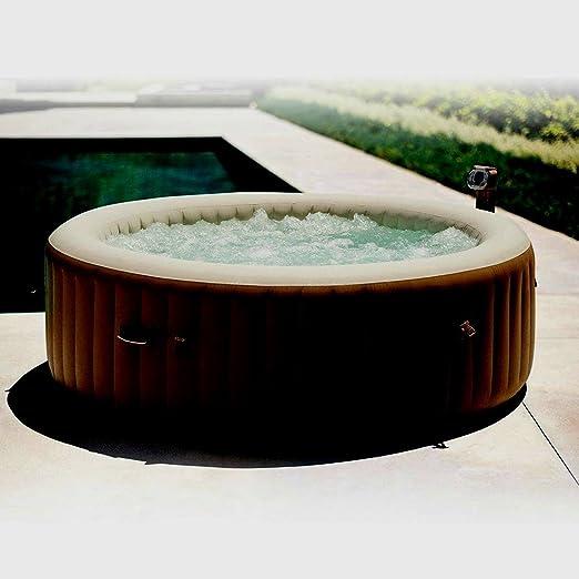 Amazon.com: tina de hidromasaje piscina de agua flotadores ...