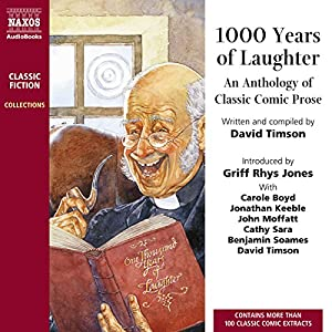 1,000 Years of Laughter Audiobook