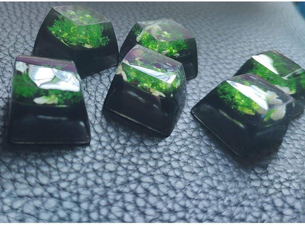 Keyboard keycaps Grassland Design Backlit Keycaps for Mx Switch Mechanical Keyboard SA Profile Keyboard