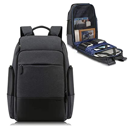 c4f1d113 ... Bopai 36L Unisex Travel Backpack for Men 15.6 inch Laptop Backpack with  USB Charging Port Flight Approved Carry on Backpack: Computers & Accessories