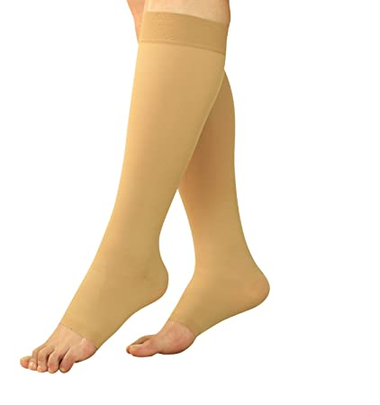 390bfb8374 Image Unavailable. Image not available for. Colour: Maternity Compression  Stockings ...