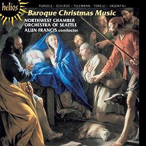 Baroque Christmas Music (Alun Francis) (Helios): Amazon.co.uk: Music