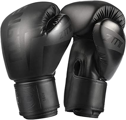 8oz boxing gloves Bag sparring mma training kick boxing muay thai