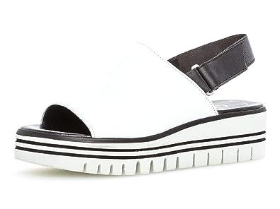 confortable chaussure sandales Forme 621 Femme Gabor Plate 23 D'été JlF1KcT