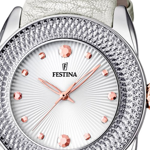 Amazon.com: Festina dream collection F16591/A Womens quartz watch: Festina: Watches