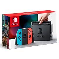任天堂(Nintendo) Switch 游戏机 掌机 ns 掌上游戏机便携 Switch NS 日版 彩色