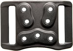 BLACKHAWK SERPA High-Ride Duty Belt Loop with Duty Holster Screws, (w/Duty Holster Screws)