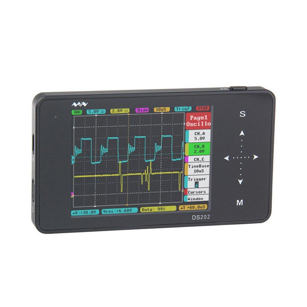 Test, Measurement & Inspection Pocket Size Portable Handheld Mini Digital Storage Oscilloscope 2 Analog Channel Analyzers & Data Acquisition