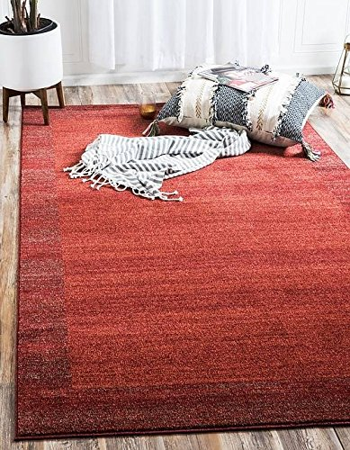 red and brown decor - 6