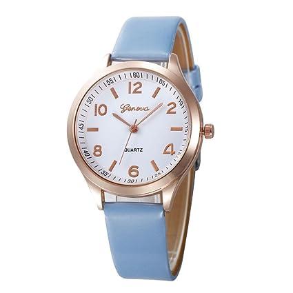 Relojes Pulsera Mujer 2018 ❤ Amlaiworld Reloj niña barato de moda Reloj analógico de cuarzo