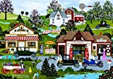 : Jane Wooster Scott Keepsake Tin - A Ride In The Country