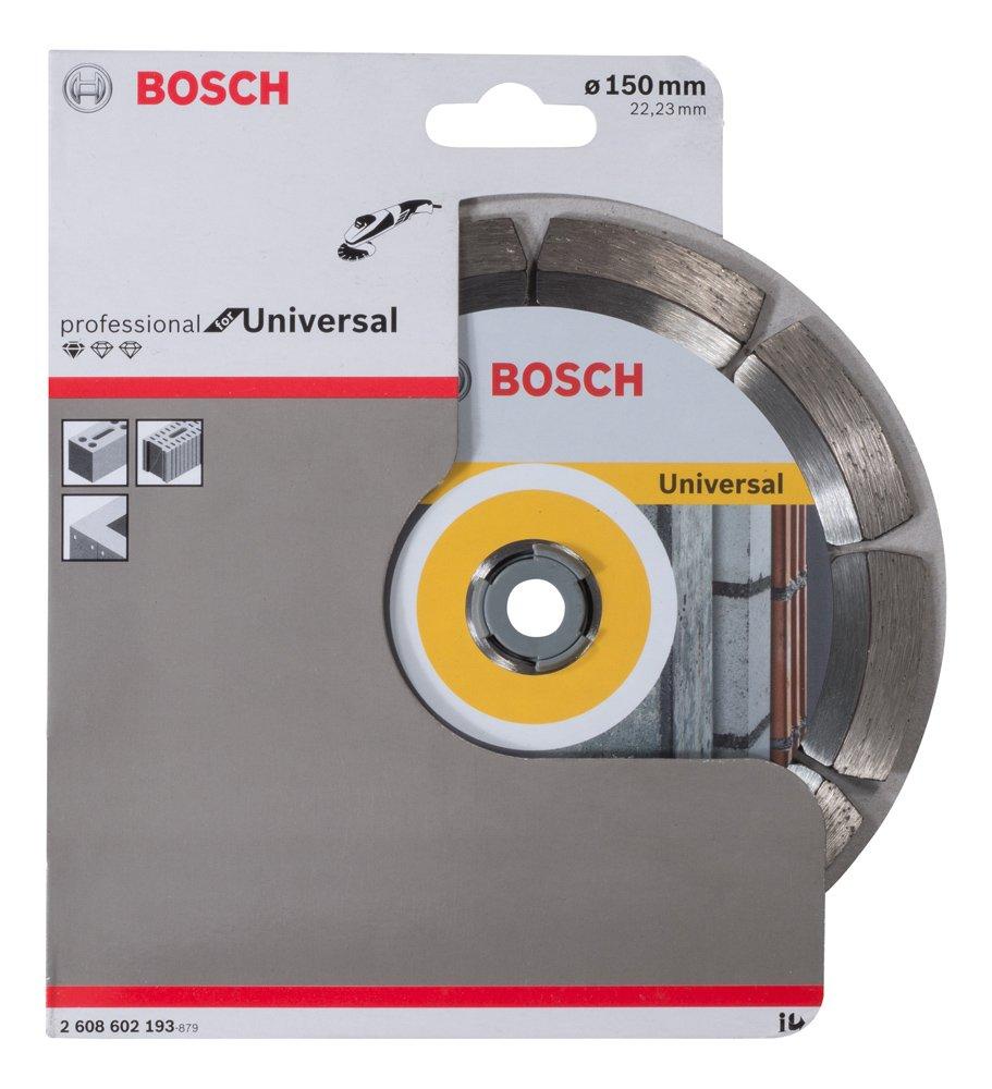 Bosch 2608602194 Disque /à tron/çonner diamant/é standard for universal 180 x 22,23 x 2 x 10 mm