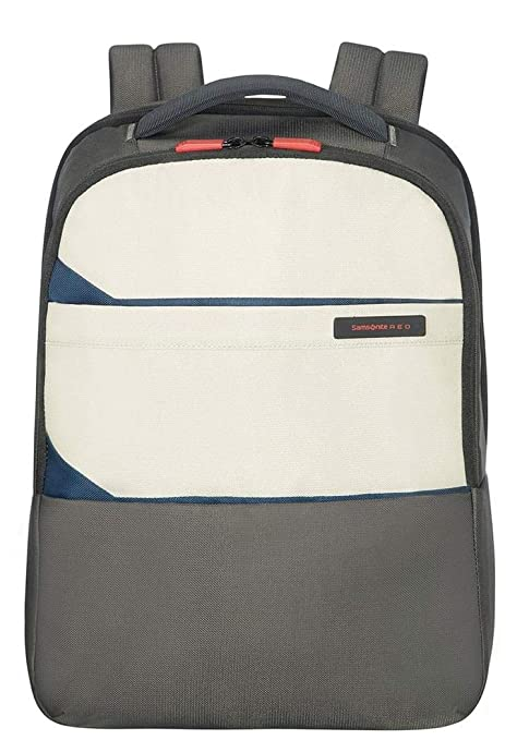 Samsonite Red - Mochila Casual Azul Grey/Blue