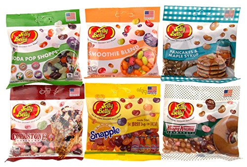 Jelly Belly More Sweet Jelly Bean Gift Bundle - Cold Stone,