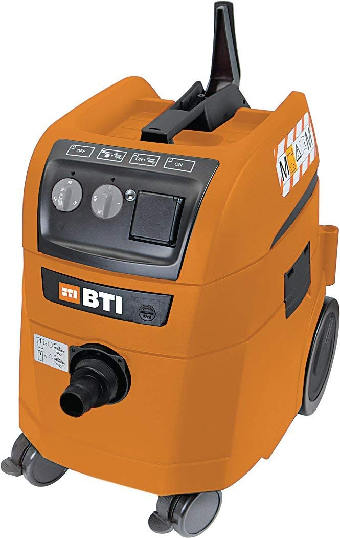 BTI - Aspirador clase M NTS 20 A-M-P, 1400 W: Amazon.es: Bricolaje ...