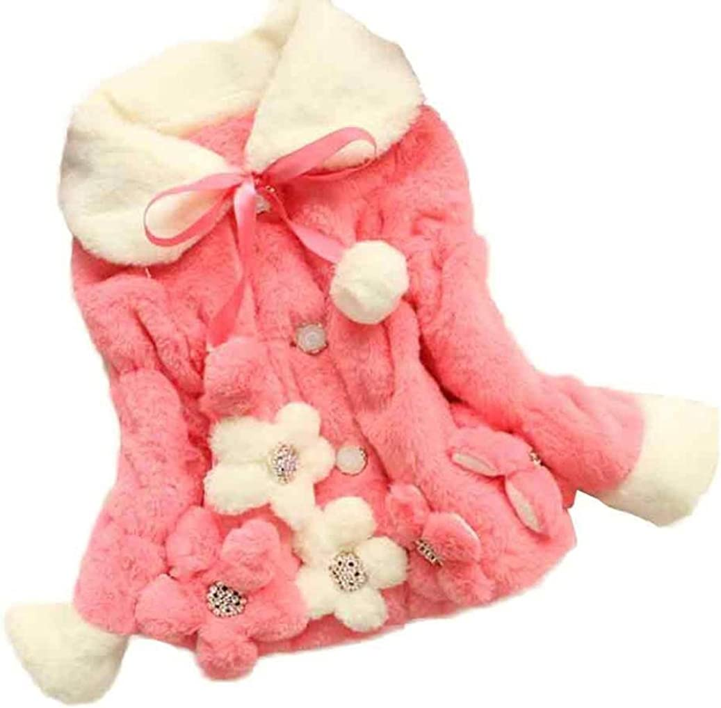 Internet Girls Kids Toddler Outwear Clothes Winter Jacket Coat Snowsuit New Year Clothing 1-4 Years Girls
