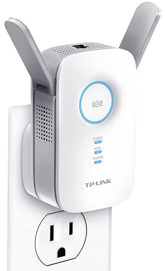 Amazon.com: TP-Link AC1200 - Extensor de alcance Wi-Fi (red ...