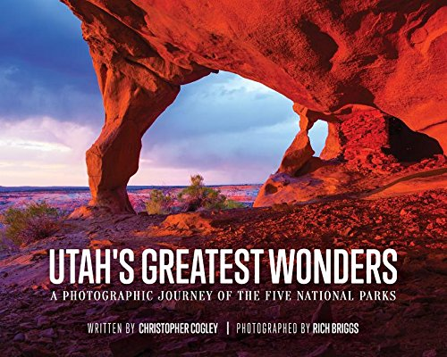 Discover the natural beauty, breathtaking scenery, and gorgeous vistas of Utah's national parks--known locally as -The Mighty Five---all from the comfort of your living room. This stunning collection of photographs will inspire you to seek out new vi...