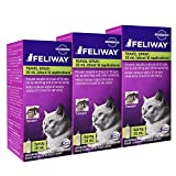 Ceva Feliway Pheromone Travel Spray, 20 mL, 3-Pack