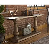Rustic Console the Stratford Collection sofa-tables
