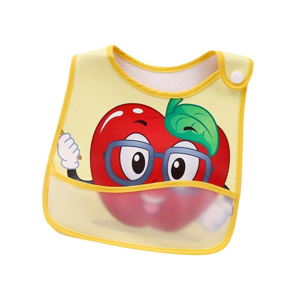 Amazon.com: Baberos de saliva para bebés y niñas, diseño de ...
