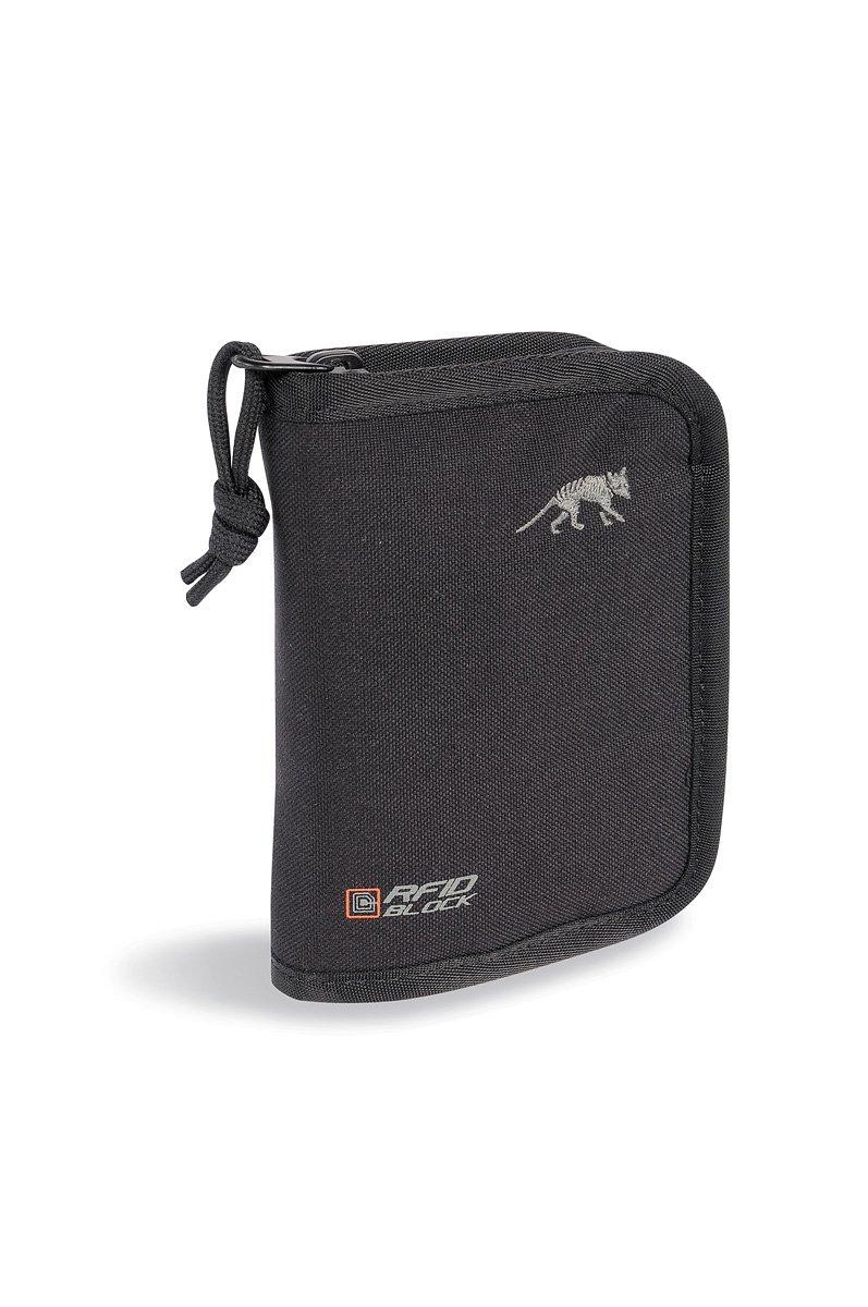Tasmanian Tiger TT Wallet RFID B - Geldbörse mit RFID-Ausleseschutz Black 14 x 10 x 3 cm 0.1 Liter 7766