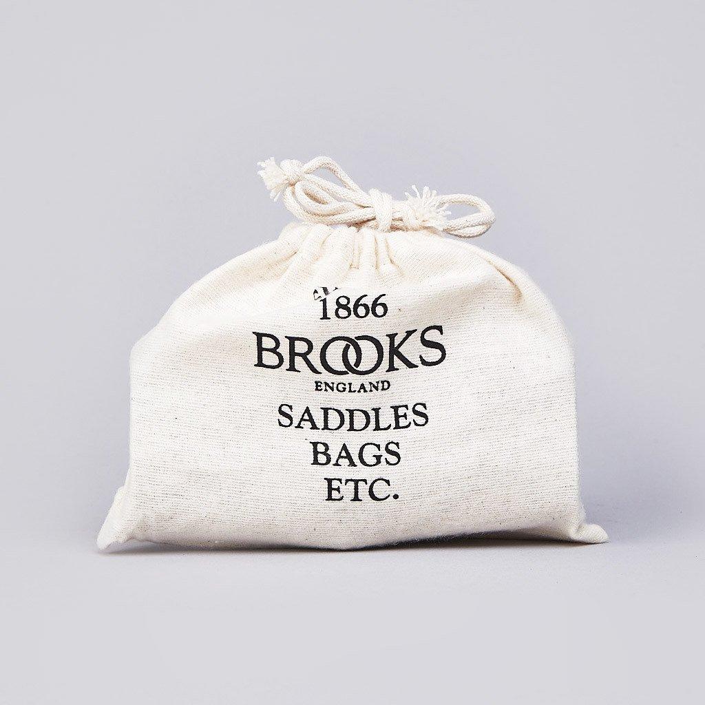 Color Negro Bolsa de Piel para el sill/ín Brooks Challenge