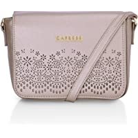 Caprese Phora Women's Sling Bag (Gold)