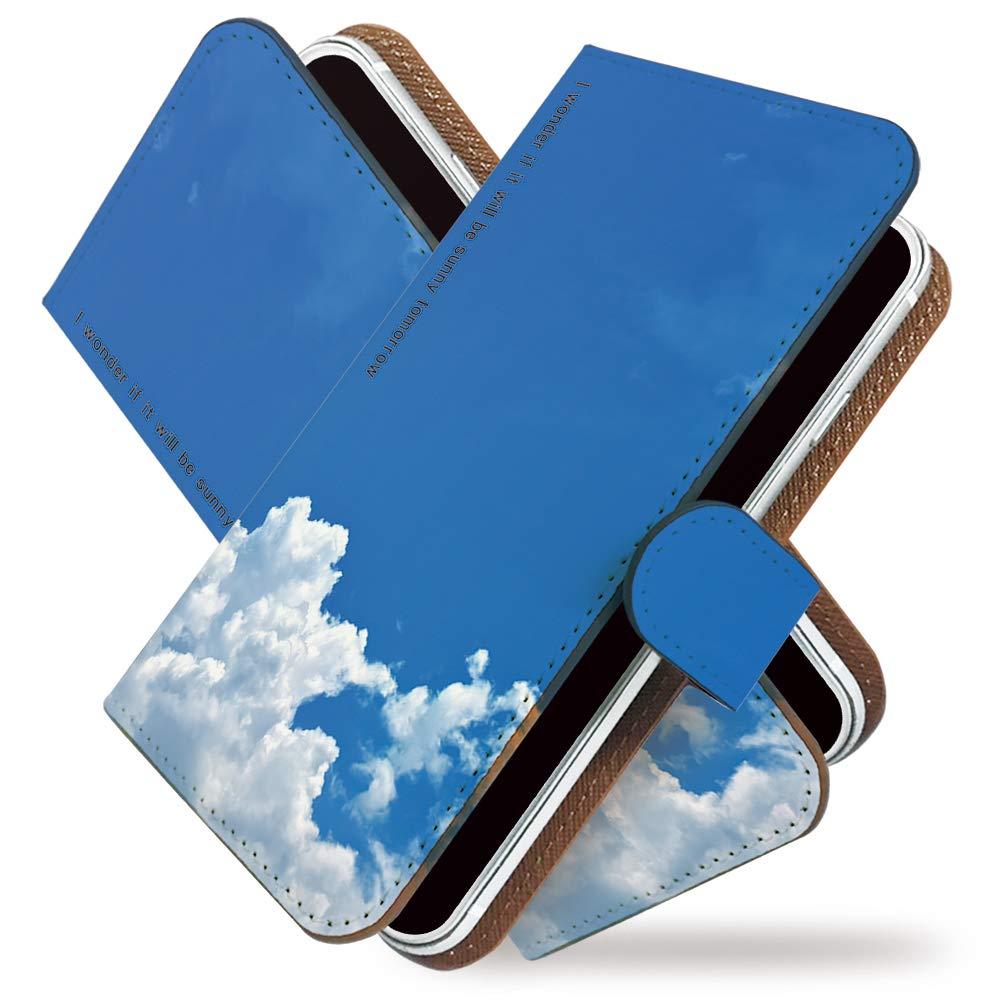 aa8f75c84b Amazon | [KEIO ブランド 正規品] iPhone6plus ケース 手帳型 空 iPhone 6 PLUS 手帳型ケース 雲  iPhone6plus 星 アイフォン ケース アイフォーン ケース アイフォン6 ...