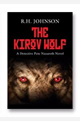 The Kirov Wolf: A Detective Pete Nazareth Novel Kindle Edition